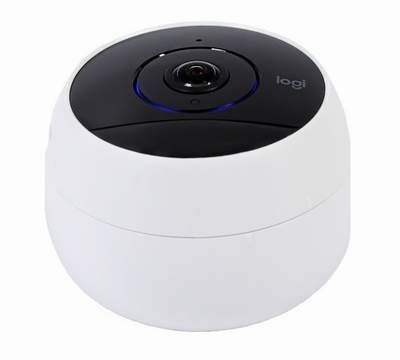 Image 0 of Logitech Camera 961000416 Circle 2 Wi-Fi Indoor Outdoor 1080p