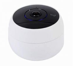 Logitech Camera 961000416 Circle 2 Wi-Fi Indoor Outdoor 1080p