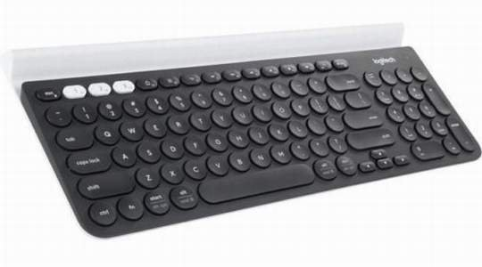 Image 0 of Logitech Keyboard K780 Multi-Device Wireless PC Mac Phone Tablet