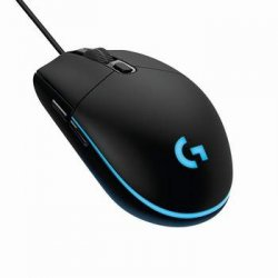 Logitech Mouse G203 Prodigy Wired Optical