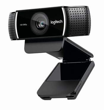 Image 0 of Logitech Webcam C922 Pro Stream 1080p 60 FPS Recording Streaming