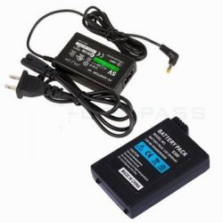 Sony Charger ZZZ99095 AC Travel Wall Battery Pack Sony PSP 2000 PSP 7038