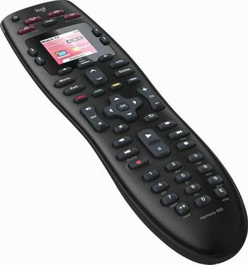 Image 0 of Logitech Remote 665 Harmony 10-Device Universal Control 915-000293