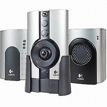 Image 0 of Logitech Camera 961-000286 Security WiLife Digital Video Security Indoor Master