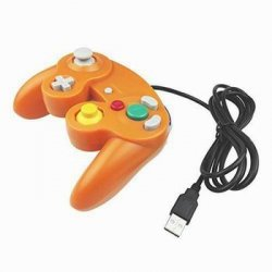 Nintendo GamePad Z685675 GameCube Wired Controller GameCube PC MAC Linux