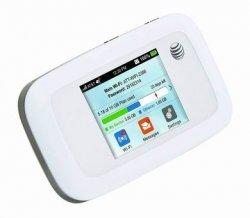 ZTE Hotspot MF923 Velocity 4G LTE AT&T Mobile Wi-Fi Hotspot