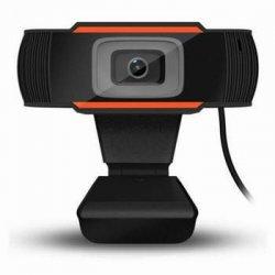 Webcam HD USB 2.0 PC Laptop Camera Video Recording Microphone