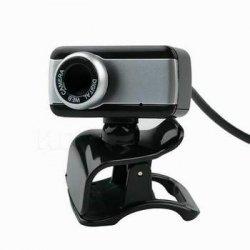 Webcam Clip PC USB Mega Cam CLip Web HD