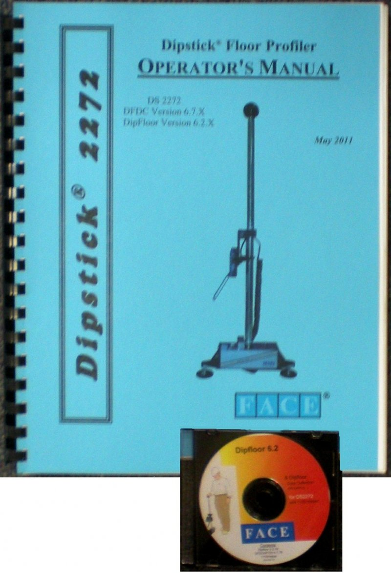 Image 0 of Dipfloor 6.2 Data Collection Software and Manual