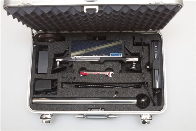 The Dipstick Kit in its custom ZERO case.