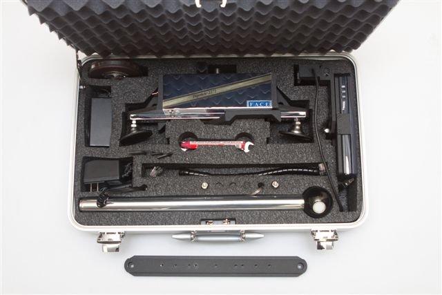 The Dipstick Kit in its custom ZERO case.