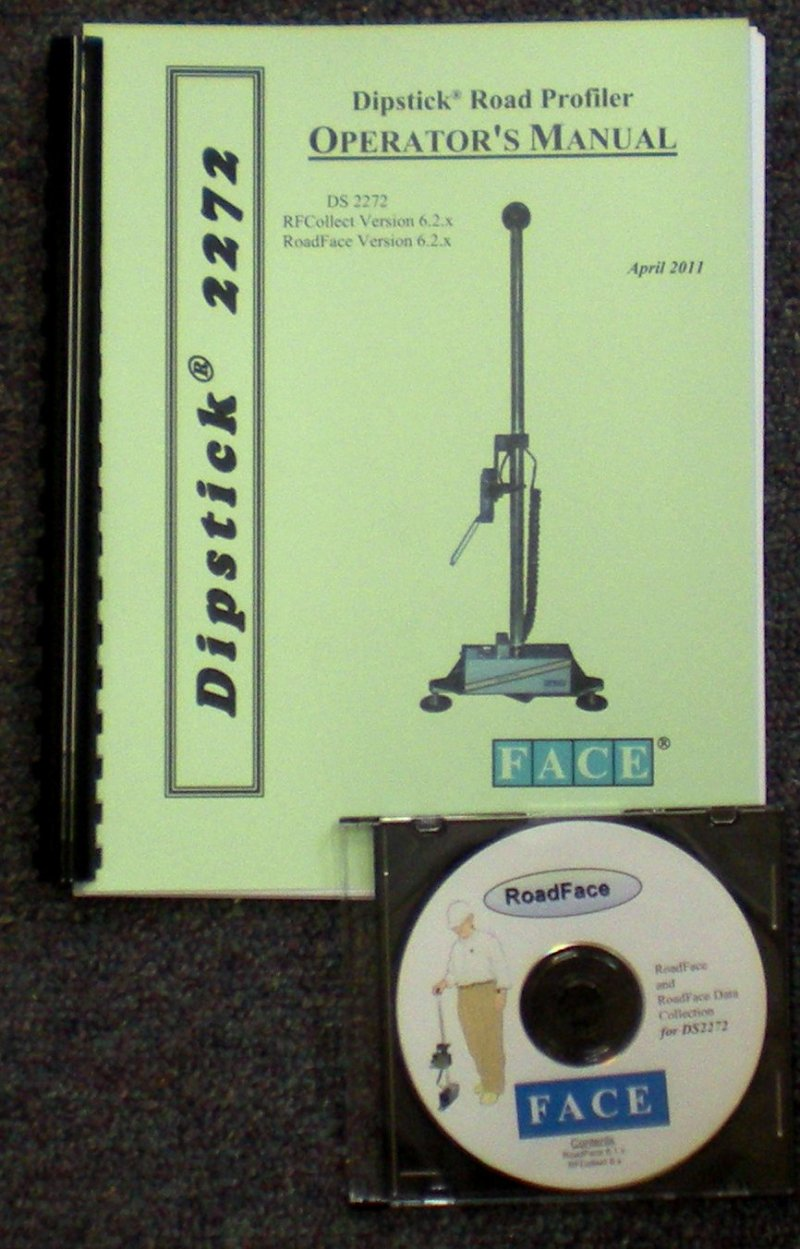 Image 0 of RoadFace Data Collection & Analysis Software & Manuals