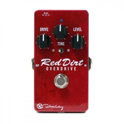 Keeley Red Dirt Overdrive Distortion Effect Boutique Pedal AUTHORIZED DEALER