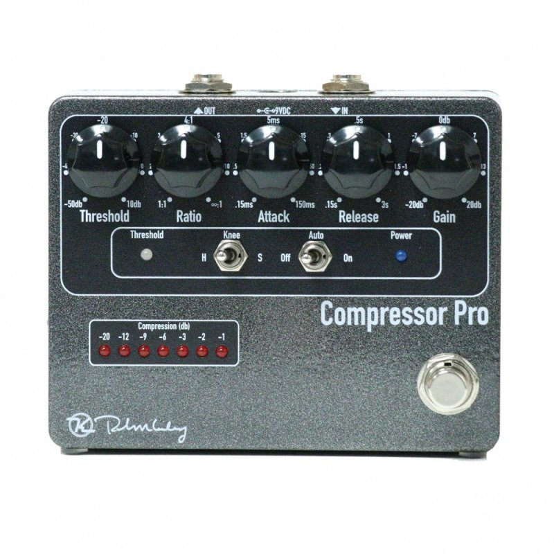 Image 0 of Keeley Compressor Pro Compression Pedal