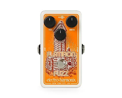 Image 0 of Electro-Harmonix Flatiron Fuzz Distortion Pedal
