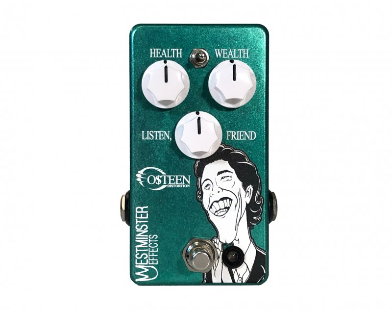 Image 0 of WESTMINSTER EFFECTS Osteen Distortion Pedal