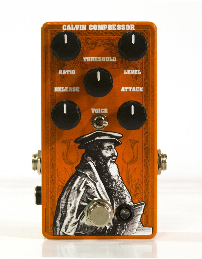 Image 0 of WESTMINSTER EFFECTS Calvin Compressor Pedal