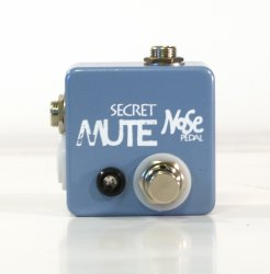 NOSE Pedal Secret Mute Switch w/ LED Indicator
