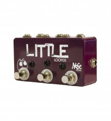 NOSE Pedal Little Looper - True Bypass Loop Switcher