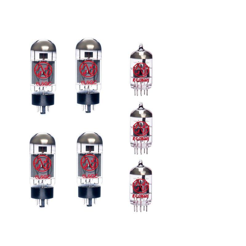 Image 0 of JJ Tube Kit Set for Carvin X V212 100 watt Amp