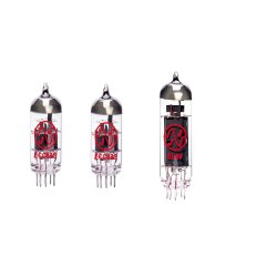 JJ Tube Kit Set for Cornford Harlequin Amp