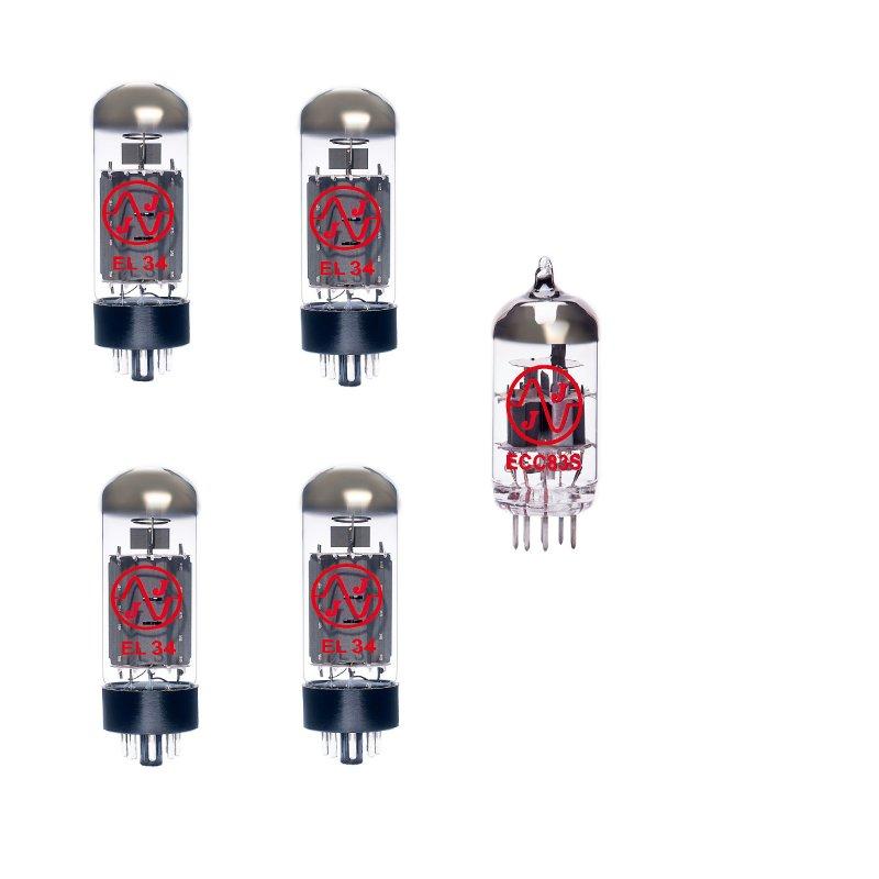 Image 0 of JJ Tube Kit Set for Divided By 13 JJN 50 100 Amp