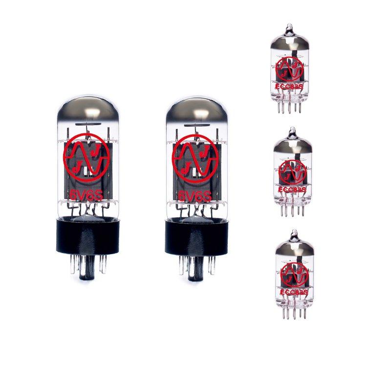 Image 0 of JJ Tube Kit Set for Egnater Tweaker Amp
