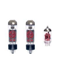 JJ Tube Kit Set for Engl Gigmaster 15 Head E315 Amp