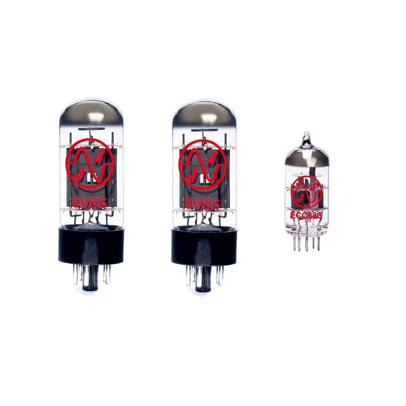 Image 0 of JJ Tube Kit Set for Fender Musicmaster Bass Amp