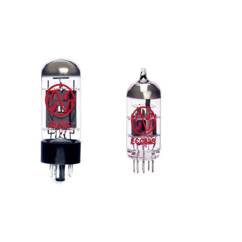 Image 0 of JJ Tube Kit Set for Fender Vibro Champ XD Amp