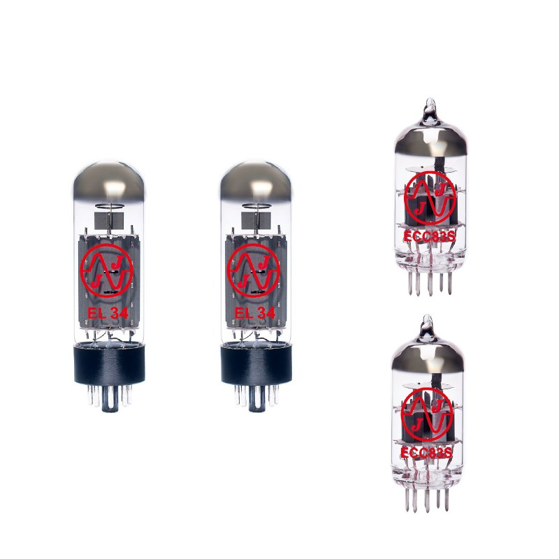 Image 0 of JJ Tube Kit Set for Orange AD 50 H Amp