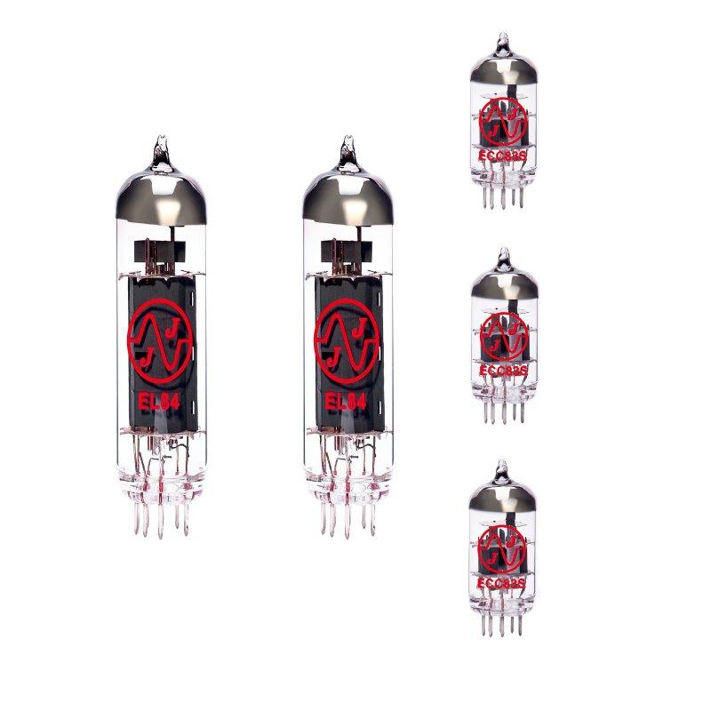 Image 0 of JJ Tube Kit Set for Peavey Bravo Amp
