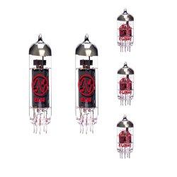 JJ Tube Kit Set for Peavey ValveKing Micro Head Amp