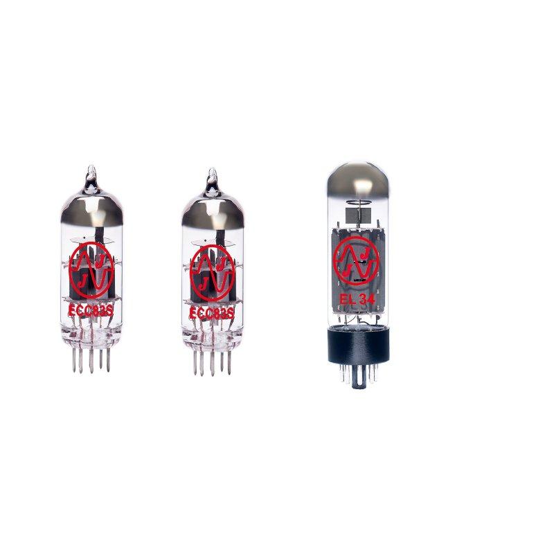 Image 0 of JJ Tube Kit Set for Peavey Windsor 15 watt Combo Amp