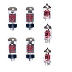 JJ Tube Kit Set for Voodoo Amps V Reck 100 Amp