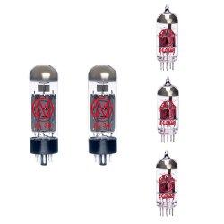 JJ Tube Kit Set for Voodoo Amps V Rock 50 Amp