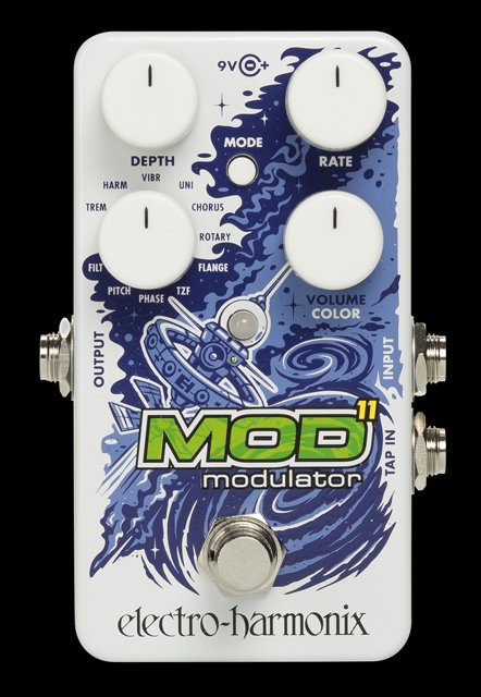 Image 0 of Electro-Harmonix Mod 11 Modulator Pedal Modulation