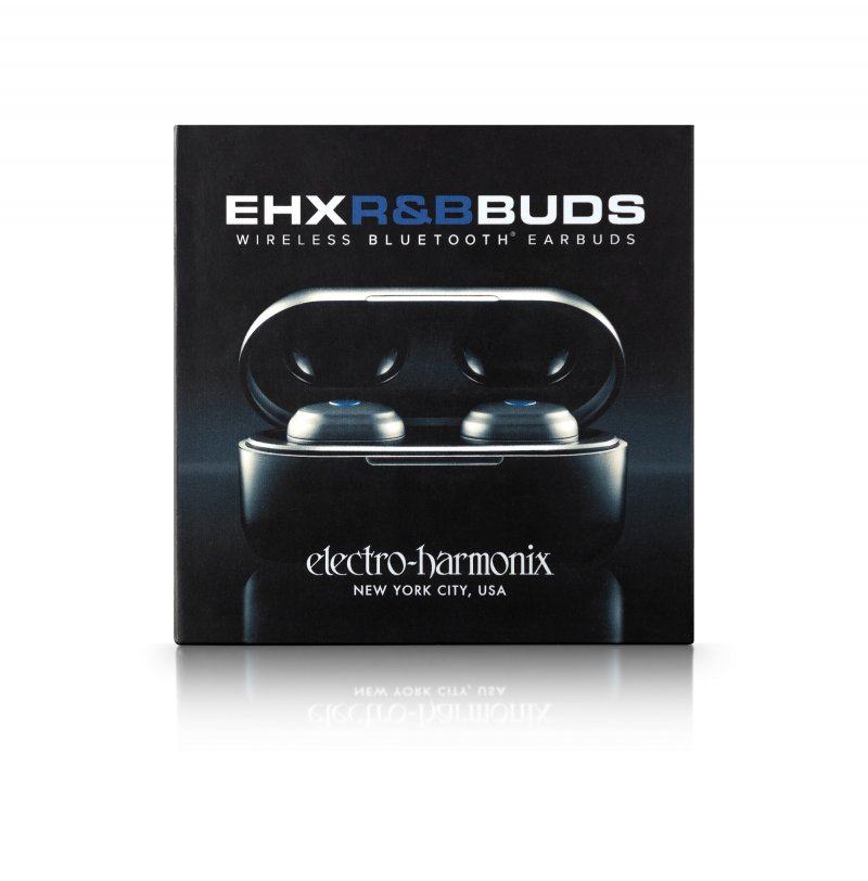 Image 0 of EHX R&B Buds Bluetooth Earbuds & Headphones Wireless In-Ear Electro Harmonix