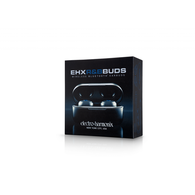 Image 4 of EHX R&B Buds Bluetooth Earbuds & Headphones Wireless In-Ear Electro Harmonix