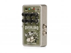 Electro-Harmonix Nano Operation Overlord Overdrive Distortion NEW