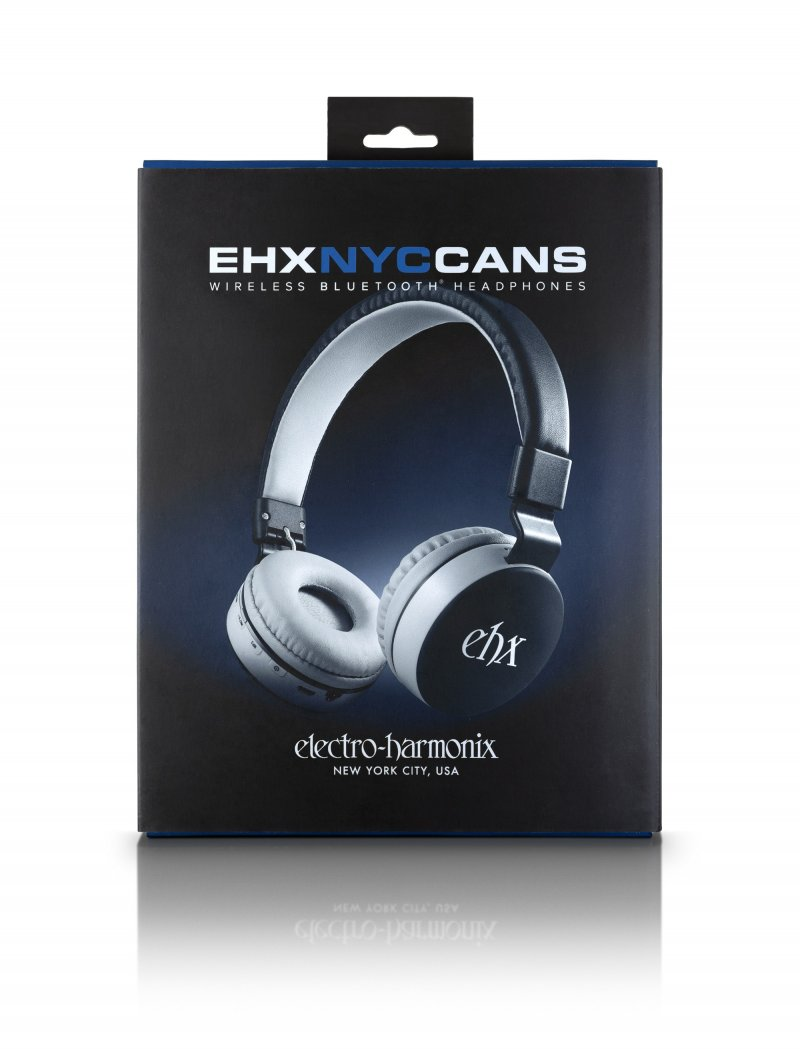 Image 0 of EHX NYC CANS Headphones Over Ear Bluetooth Wireless Headphones
