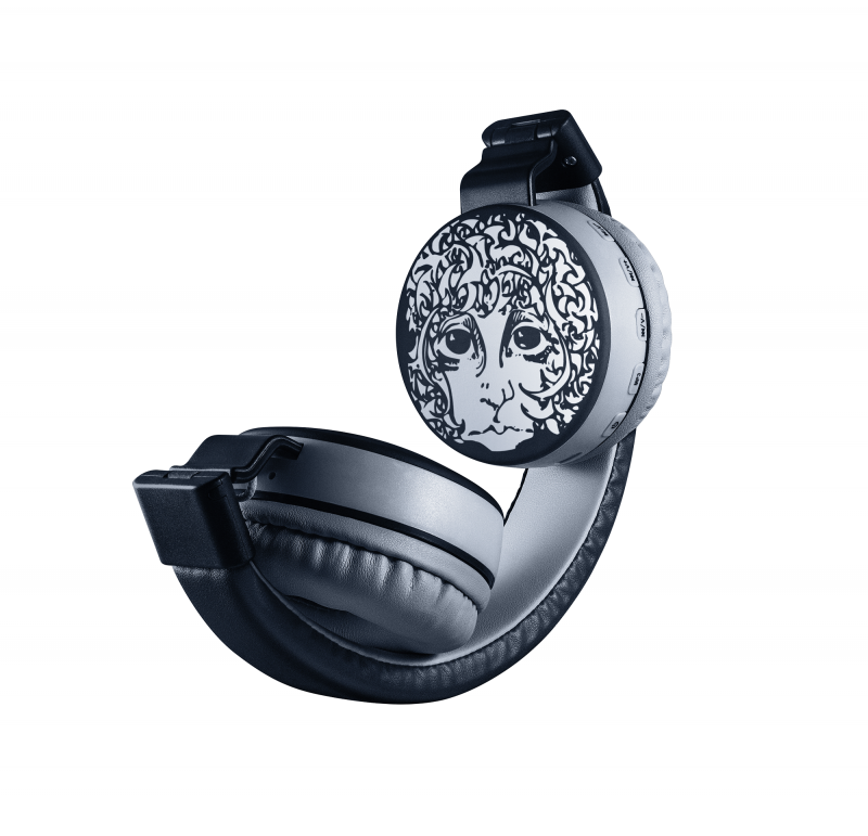 Image 2 of EHX NYC CANS Headphones Over Ear Bluetooth Wireless Headphones