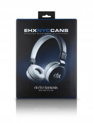 EHX NYC CANS Headphones Over Ear Bluetooth Wireless Headphones