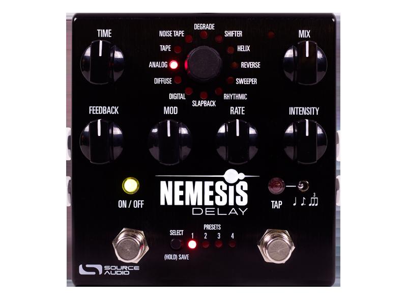 Image 0 of Source Audio Nemesis Delay