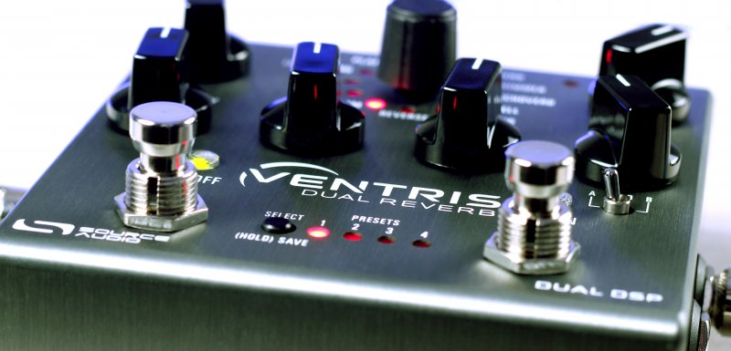 Image 1 of Source Audio Ventris Reverb