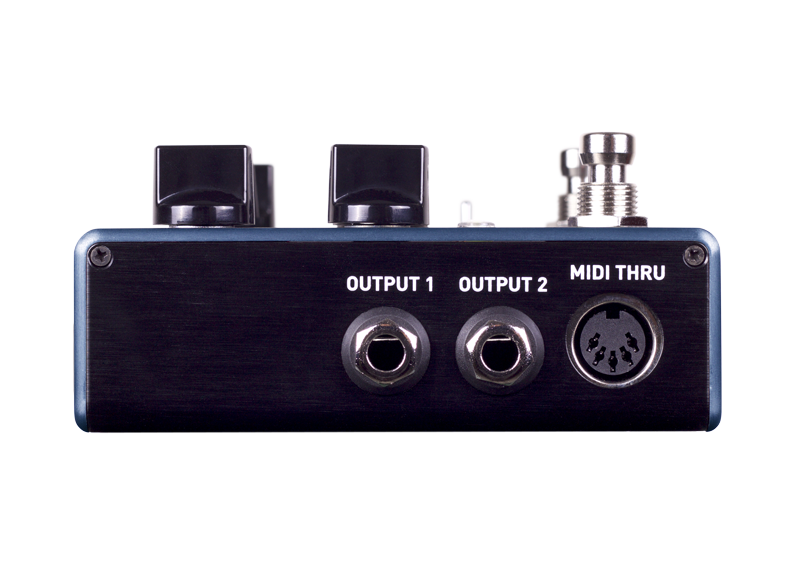 Image 3 of Source Audio Collider Delay Reverb Pedal