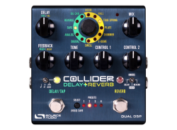 Source Audio Collider Delay Reverb Pedal