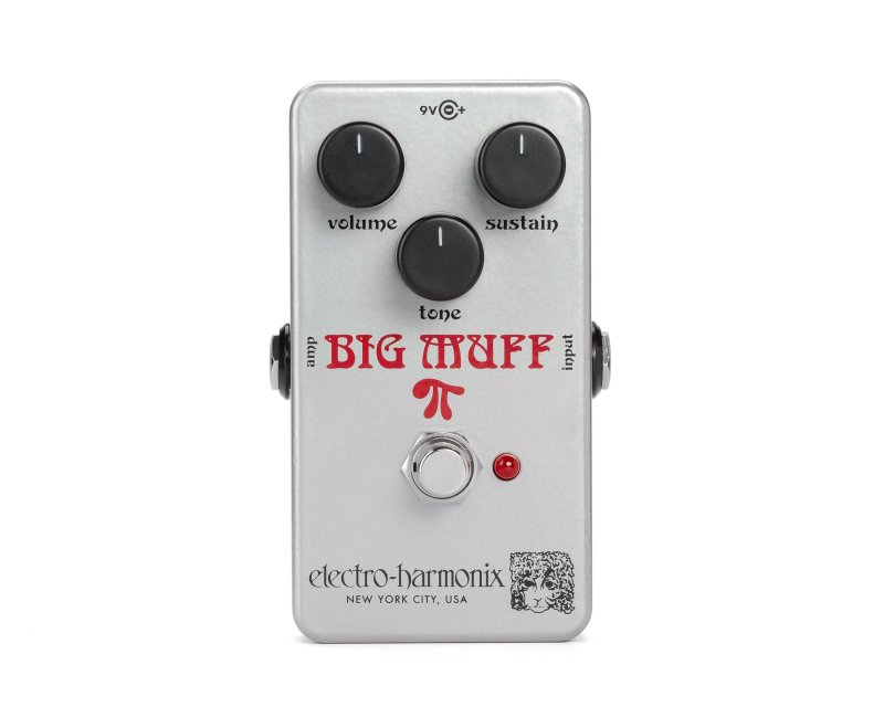 Image 0 of Electro-Harmonix Rams Head Big Muff Pi Distortion Sustainer Pedal Nano