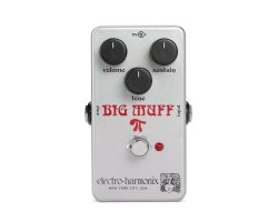 Electro-Harmonix Rams Head Big Muff Pi Distortion Sustainer Pedal Nano