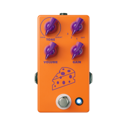 JHS Cheese Ball Distortion Fuzz Pedal